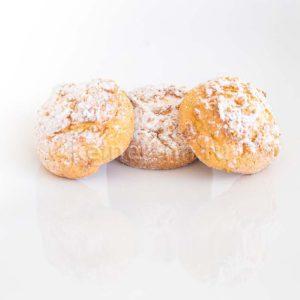 Печенье Творожное с яблоком