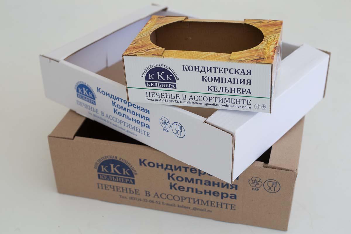 Упаковка для продукции